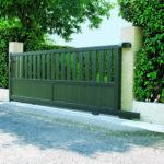 Installation portail Valence