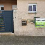 Installation portillon Valence
