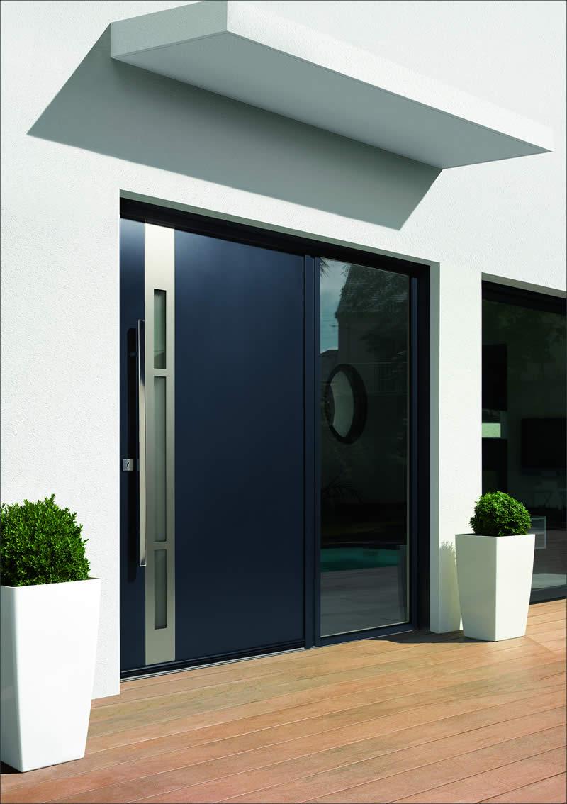 Installation porte d'entrée Valence