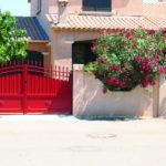 Installation portail de clôture Valence