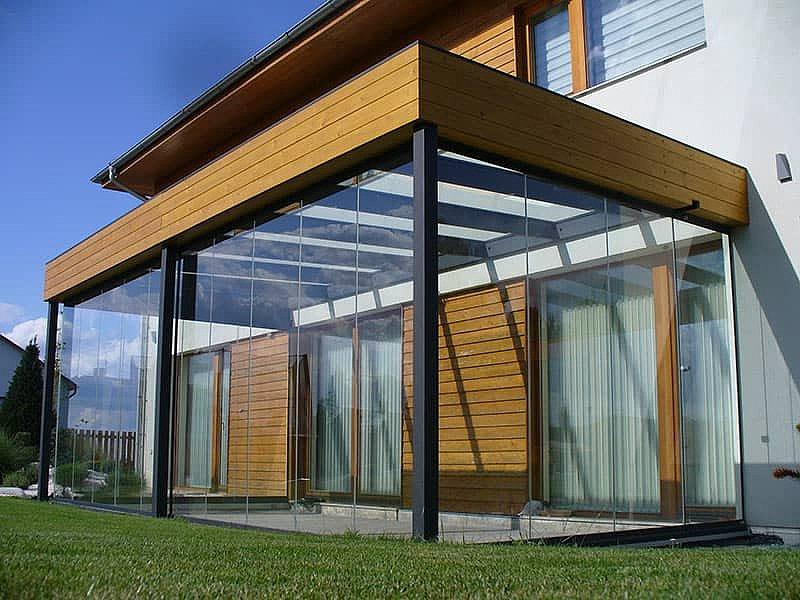 Installation pergola bioclimatique avec fermeture Valence