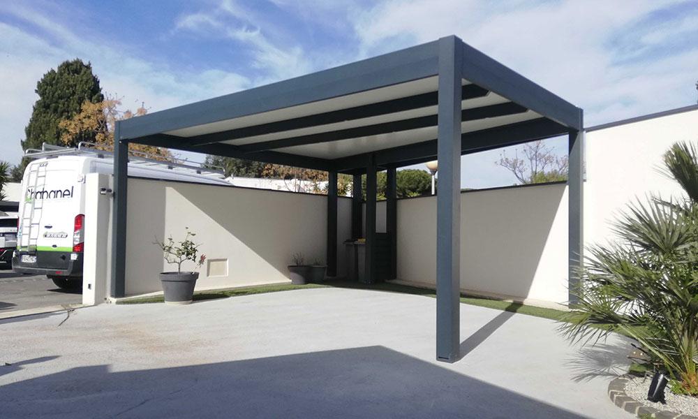Installation pergola bioclimatique Valence