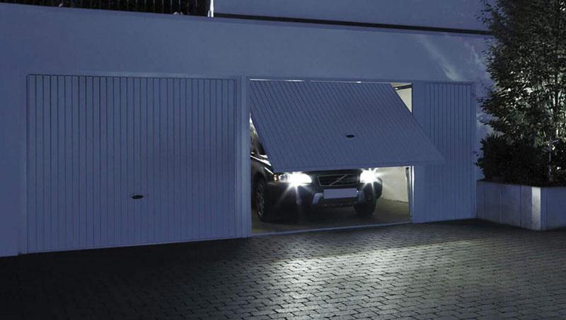 Pose porte de garage basculante Valence